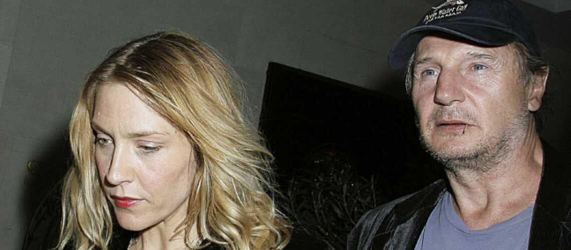 Liam Neeson de nouveau célibataire