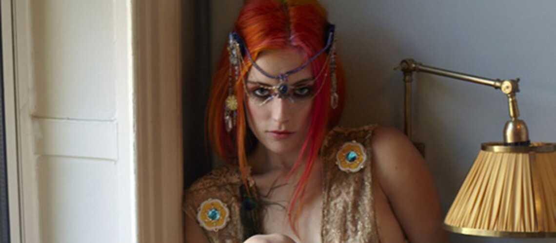 Dans le vestiaire néo-grunge de Courtney Love
