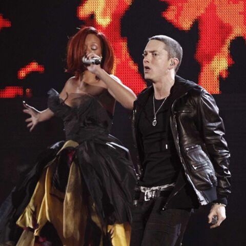 Rihanna et Eminem partent en ballade