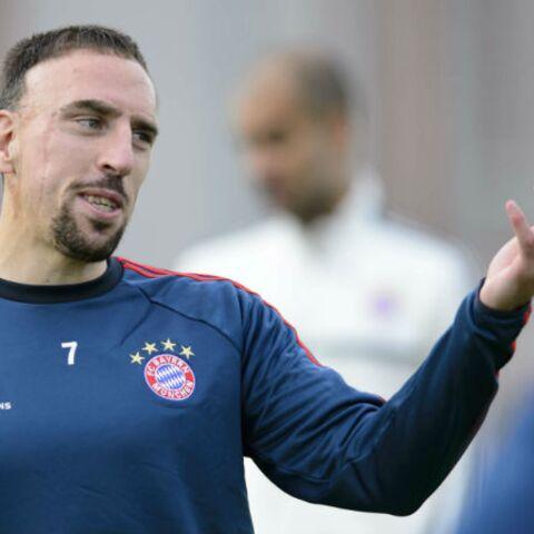 Franck Ribéry, seul Frenchie en lice pour le Ballon d'Or 2013