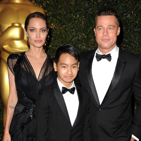 Brad Pitt: ses enfants ont été parfaits devant Elizabeth II