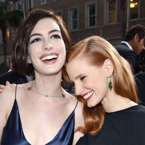 Jessica Chastain à la rescousse d'Anne Hathaway