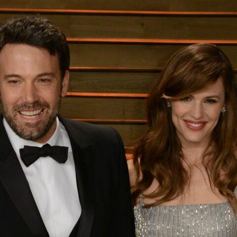 Ben Affleck et Jennifer Garner, la hache de guerre enterrée?