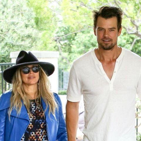Fergie et Josh Duhamel: leurs premiers pas de parents