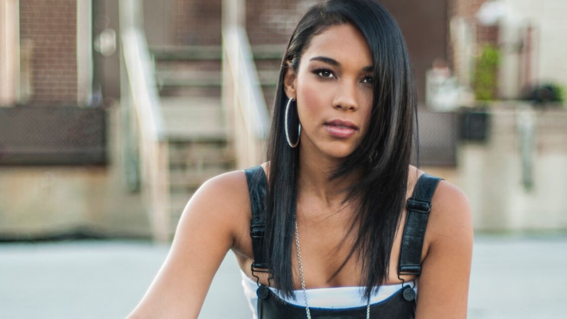 Aaliyah ressuscite le temps d'un film