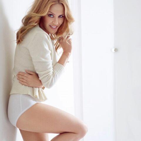 Kylie Minogue, culottée pour sloggi