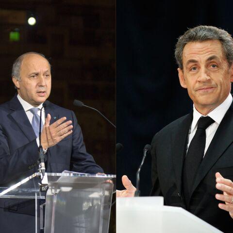 Laurent Fabius tacle Nicolas Sarkozy