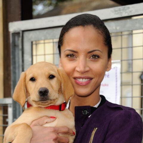 Noémie Lenoir, une femme qui a du chien