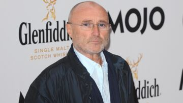 Phil Collins ne peut plus jouer de batterie