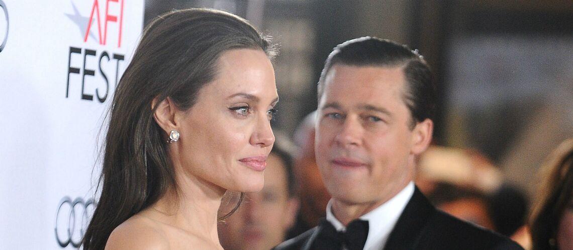Brad Pitt Angelina Jolie: les négociations autour de la garde des enfants ont débuté