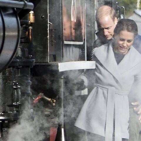 PHOTOS – Kate et William: grosse frayeur au Canada