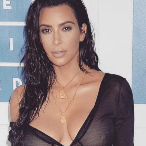 PHOTOS – Kim Kardashian, fière de sa silhouette amincie, en montre toujours plus
