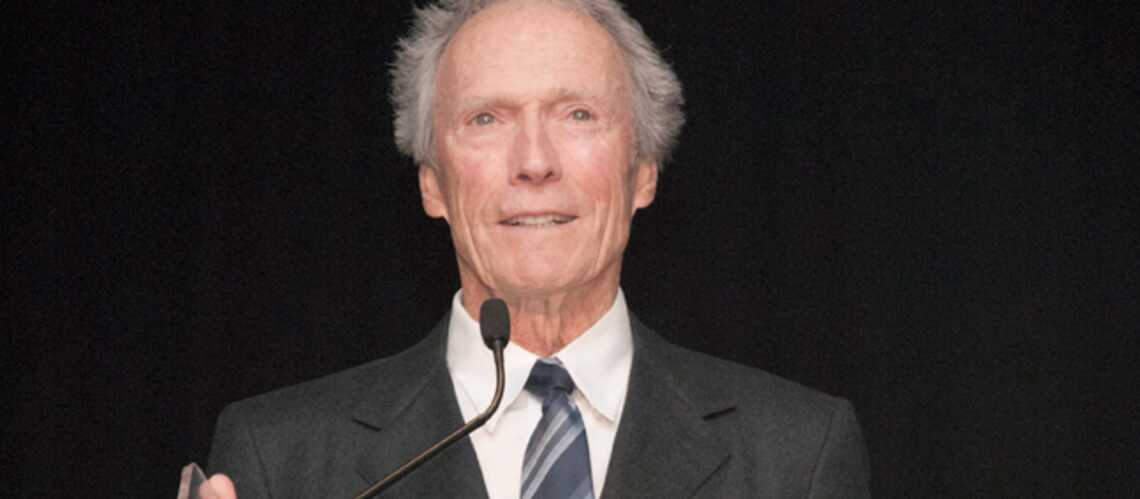 Clint Eastwood en meeting avec Mitt Romney