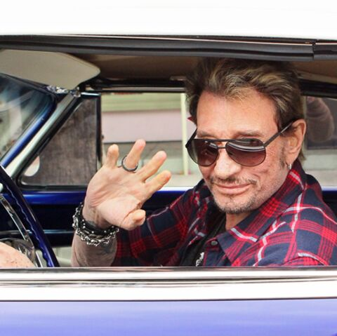 Johnny Hallyday, impatient de quitter l'hôpital
