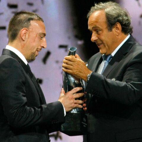 Ribéry, meilleur joueur d'Europe