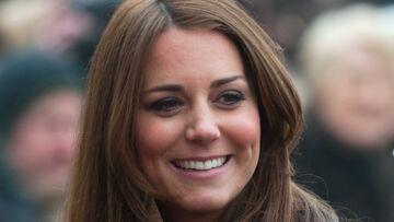 Kate Middleton, première sortie officielle aujourd'hui