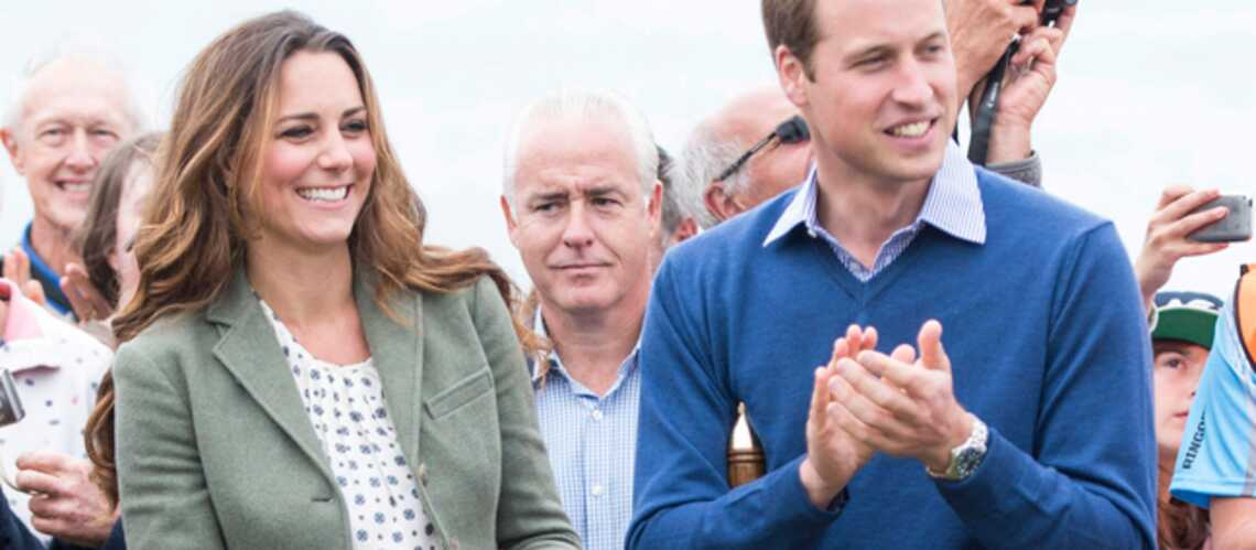 Photos- Kate et William, première sortie à Anglesey