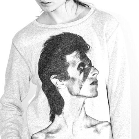 Maje sur un air de Ziggy Stardust