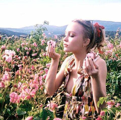 Lily-Rose Depp: En état de Grasse