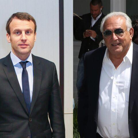 Emmanuel Macron: Dominique Strauss-Kahn, son conseiller très spécial