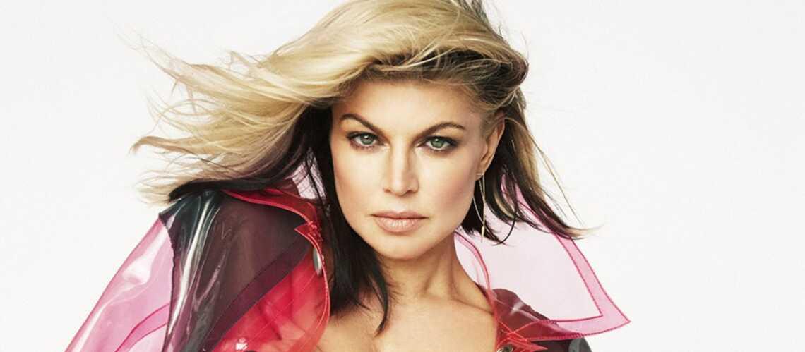 Fergie: Comme Kim Kardashian, elle pose topless pour «Paper»