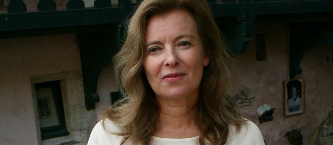 Apprenti et brillant: Valérie Trierweiler vole au secours de son fils Léonard