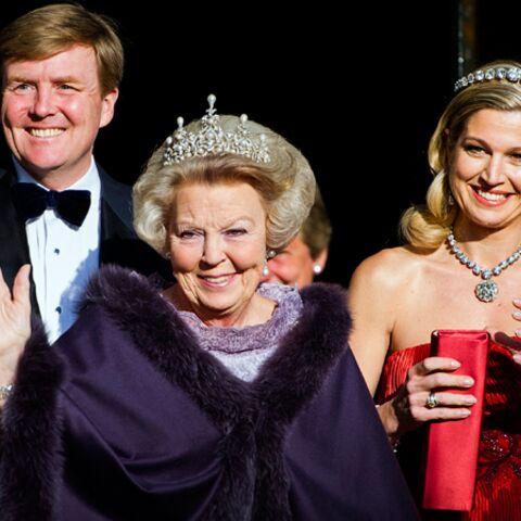 Photos- La reine Beatrix fait ses adieux aux monarques