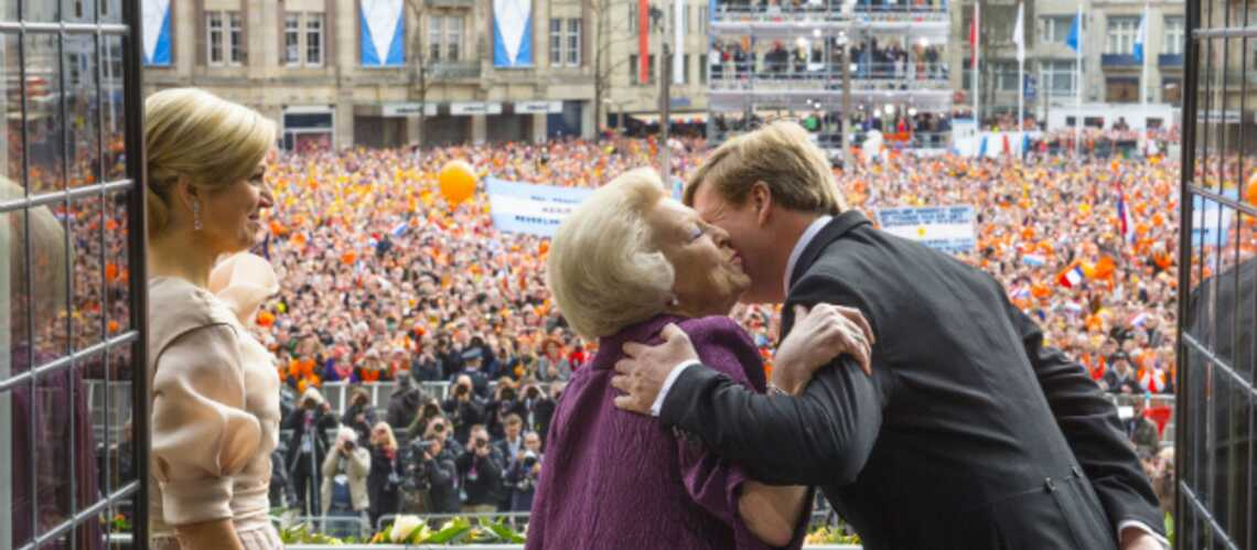 Photos- La grande fête du roi Willem-Alexander