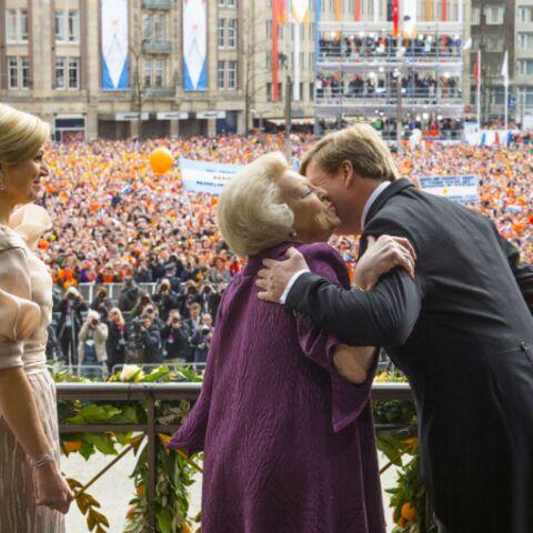 Photos- La grande fête du roi Willem-Alexander