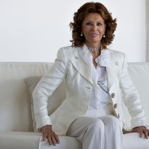 Sophia Loren invitée spéciale au festival de Cannes