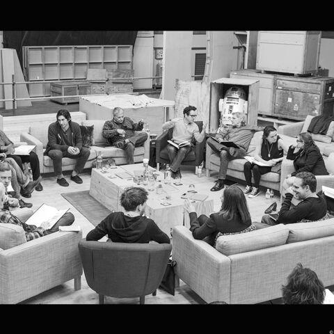 Photos – La liste des acteurs de Star Wars 7 dévoilée