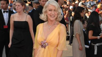 Helen Mirren, elle abandonne la nudité