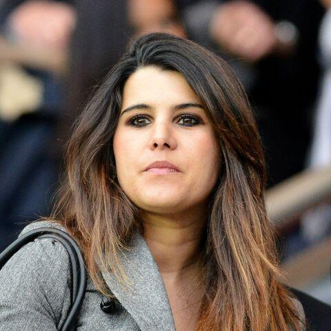 Karine Ferri, maman libérée au Parc des Princes