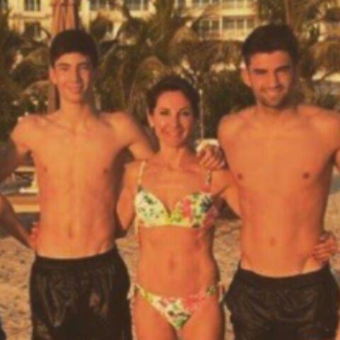 PHOTOS – La famille de Zinedine Zidane en vacances, la photo du petit-fils de Yannick Noah, M' Pokora nous montre ses abdos… Hot, insolite ou drôle, la semaine des stars en images