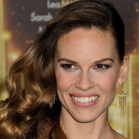 Shopping beauté – Hilary Swank