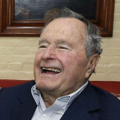 George Bush n'a pas dit son dernier mot