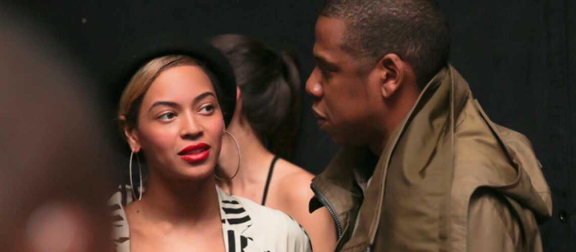 Beyonce et Jay-Z et leur «hot» de Noël coquine