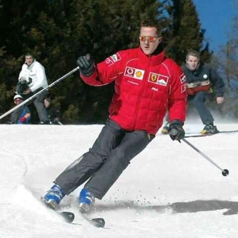 Michael Schumacher: son pronostic vital est engagé