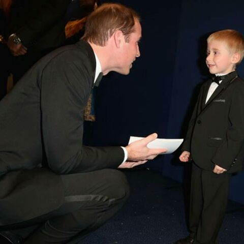 Retour à l'école pour le prince William