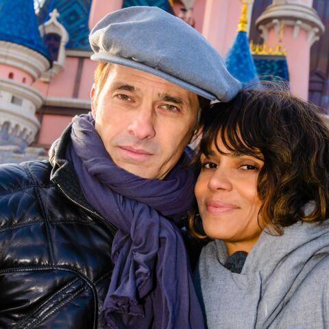 Halle Berry et Olivier Martinez: sortie à Disneyland Paris
