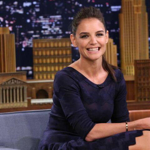 Katie Holmes a toujours 20 ans