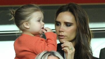 Pour ou contre les nails art party de Victoria Beckham et Harper ?