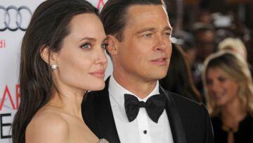 URGENT – Brad Pitt et Angelina Jolie ont trouvé un accord à l'amiable temporaire