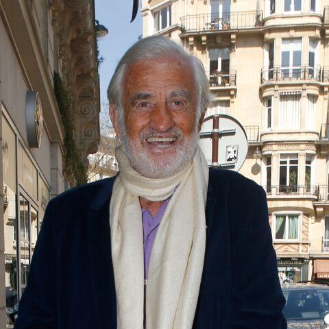 Jean-Paul Belmondo: «Je suis content de la gloire que j'ai connue»