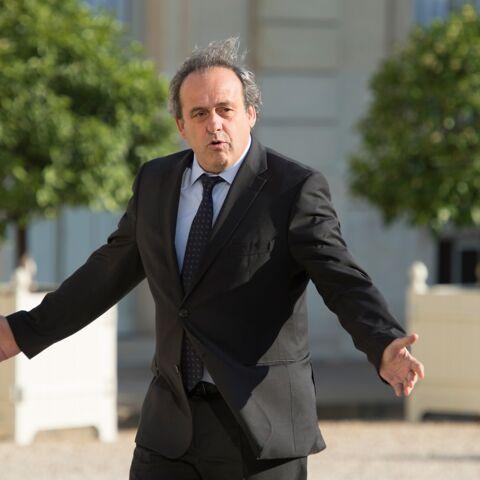 Michel Platini à nouveau menacé?