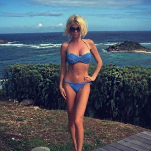 PHOTOS – Mariah Carey, Rihanna… Des bikinis de plus en plus rikikis