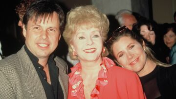 PHOTO – Carrie Fisher et Debbie Reynolds : le bel hommage de Todd Fisher à sa sœur et sa mère