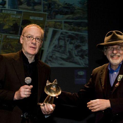 Angoulême: Jean-Claude Denis succède à Art Spiegelman