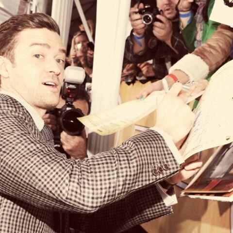 Justin Timberlake dans le dressing de Tom Ford?