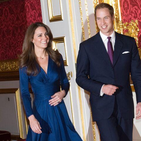 Kate Middleton: sa robe de fiançailles pour femmes enceintes